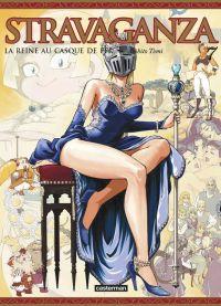 Stravaganza - La reine au casque de fer T7, manga chez Casterman de Tomi