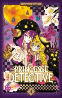 Princesse détective T4, manga chez Nobi Nobi! de Anan