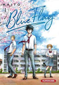 Blue flag T1, manga chez Kurokawa de Kaito
