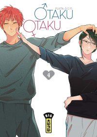 Otaku otaku T4, manga chez Kana de Fujita