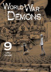 World war demons T9, manga chez Akata de Okabe
