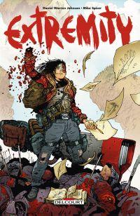Extremity, comics chez Delcourt de Johnson