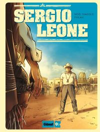 Sergio Leone, bd chez Glénat de Simsolo, Philan