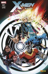 X-Men Extra T1 : Jusqu'à notre dernier souffle  (0), comics chez Panini Comics de Rosenberg, Land, d' Armata, Land