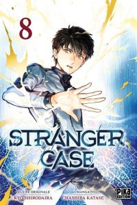 Stranger case T8, manga chez Pika de Katase, Shirodaira