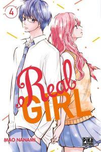 Real girl  T4, manga chez Pika de Nanami