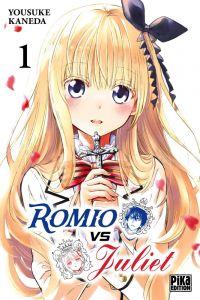 Romio vs Juliet T1, manga chez Pika de Kaneda