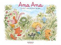 Ana Ana T13 : Papillons, lillas et fraises des bois (0), bd chez Dargaud de Roques, Dormal