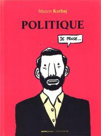 Politique, bd chez Actes Sud BD de Kerbaj