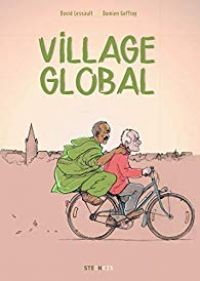 Village global, bd chez Steinkis de Lessault, Geffroy