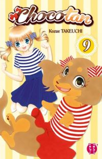 Chocotan T9, manga chez Nobi Nobi! de Takeuchi