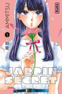 Jardin secret T1, manga chez Kana de Ammitsu