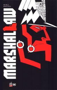 Marshal Law, comics chez Urban Comics de Mills, O'Neill, Chiarello