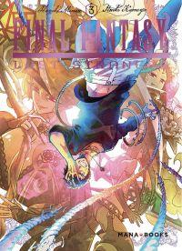 Final fantasy lost stranger T3, manga chez Mana Books de Minase, Kameya