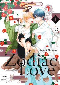 Zodiac love T1, manga chez Taïfu comics de Matsuo