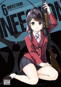 Infection T6, manga chez Delcourt Tonkam de Oikawa