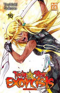 Twin star exorcists T16, manga chez Kazé manga de Sukeno