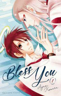 Bless you  T1, manga chez Akata de Komura