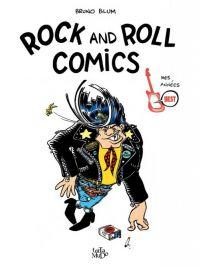 Rock and Roll comics, bd chez Tartamudo de Blum