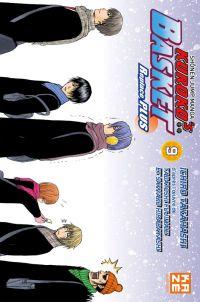Kuroko's basket Replace PLUS T9, manga chez Kazé manga de  Fujimaki, Hirabayashi, Takahashi