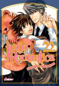 Junjo romantica T22, manga chez Asuka de Nakamura
