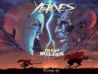 Xerxès, comics chez Futuropolis de Miller, Sinclair