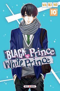 Black prince & white prince T10, manga chez Soleil de Makino