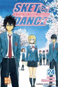 SKET dance - le club des anges gardiens T24, manga chez Kazé manga de Shinohara