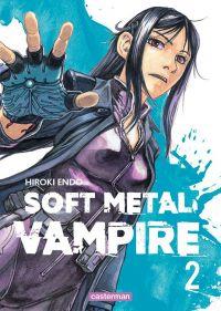 Soft metal vampire T2, manga chez Casterman de Endo