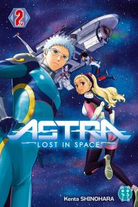 Astra - Lost in space T2, manga chez Nobi Nobi! de Shinohara
