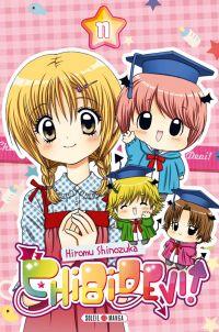 Chibi devi ! T11, manga chez Soleil de Shinozuka