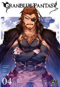 Granblue fantasy T4, manga chez Pika de Fugetsu, Cocho