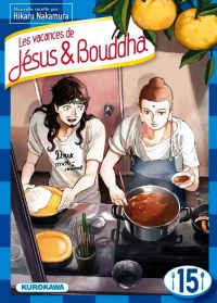 Les Vacances de Jésus et Bouddha T15, manga chez Kurokawa de Nakamura