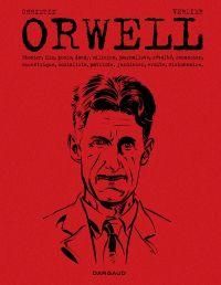 Orwell, bd chez Dargaud de Christin, Verdier
