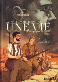 Une Vie T4 : 1937 - Spanish Circus (0), bd chez Futuropolis de Perrissin, Martinez, Merlet, Rouger