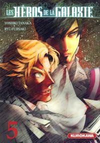 Les héros de la galaxie T5, manga chez Kurokawa de Tanaka, Fujisaki