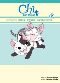 Chi mon chaton T2, manga chez Glénat de Konami, Kinoko
