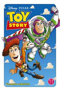 Toy story, manga chez Nobi Nobi! de Koshita