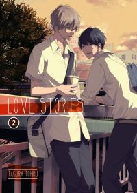 Love stories  T2, manga chez Taïfu comics de Tagura