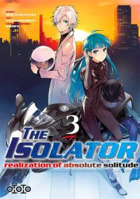 The isolator T3, manga chez Ototo de Kawahara, Koshimizu