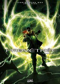 Prométhée T19 : Artefact (0), bd chez Soleil de Bec, Diaz, Righi, Digikore studio, Jaouen