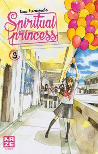 Spiritual princess T9, manga chez Kazé manga de Iwamoto