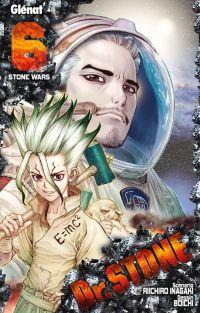 Dr Stone T6, manga chez Glénat de Inagaki, Boichi