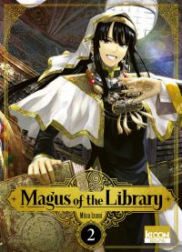 Magus of the library T2, manga chez Ki-oon de Izumi
