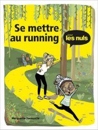 ... pour les nuls : Se mettre au running (0), bd chez Delcourt de Deneuville
