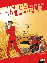 Héros du peuple T2 : Le Dernier Maruta (0), bd chez Glénat de Vatine, Hautière, Boutin-Gagné, Rabarot