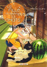 La fille du temple aux chats T4, manga chez Soleil de Ojiro