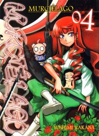Murciélago T4, manga chez Ototo de Yoshimurakana