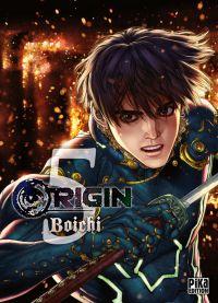 Origin T5, manga chez Pika de Boichi