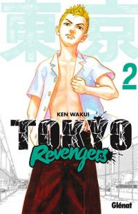 Tokyo revengers  T2, manga chez Glénat de Wakui